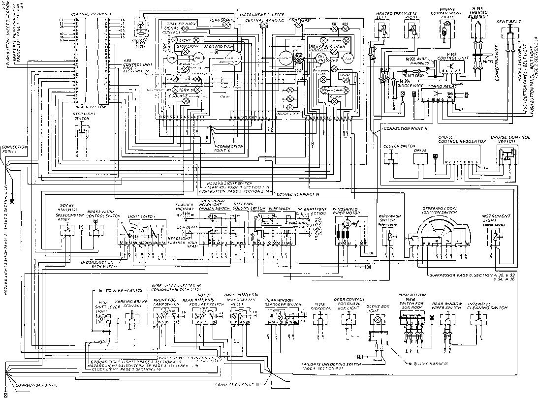 Ford Radio Wiring Diagram Yu3f 18c868 Aa Trusted Diagrams Stereo F87f 19b132 Ab Porsche 928 1978 Circuit Symbols U2022