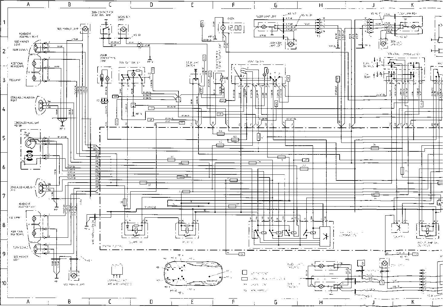 Wiring Diagram Lype 928 S Model 88 Page