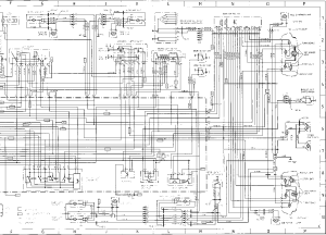 Wiring Diagram lype 928 S Model 88 page  Flow Diagram