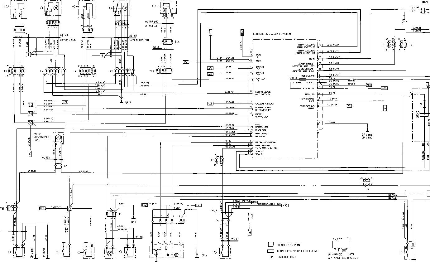 Porsche Boxster Wiring Diagrams