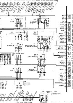 Central Electrical System  Porsche 944 Electrics