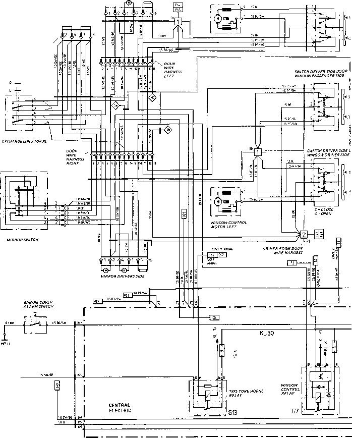 85 Porsche 944 Wiring Diagram   Wiring Diagram on