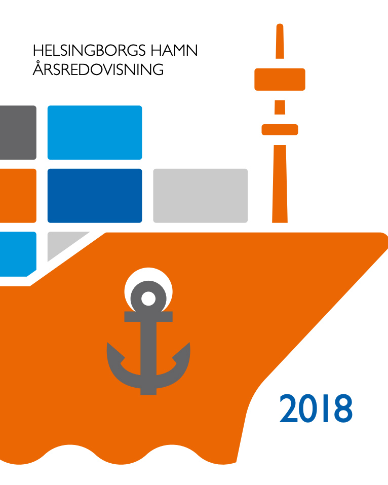 Helsingborg Hamns årsredovisning för 2018