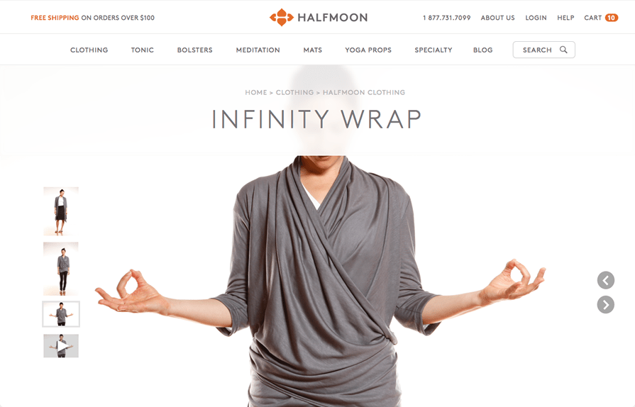 Halfmoon Volusion to Magento Migration