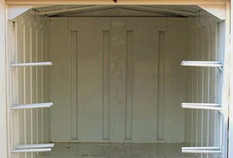 Porta-Stor racking system.