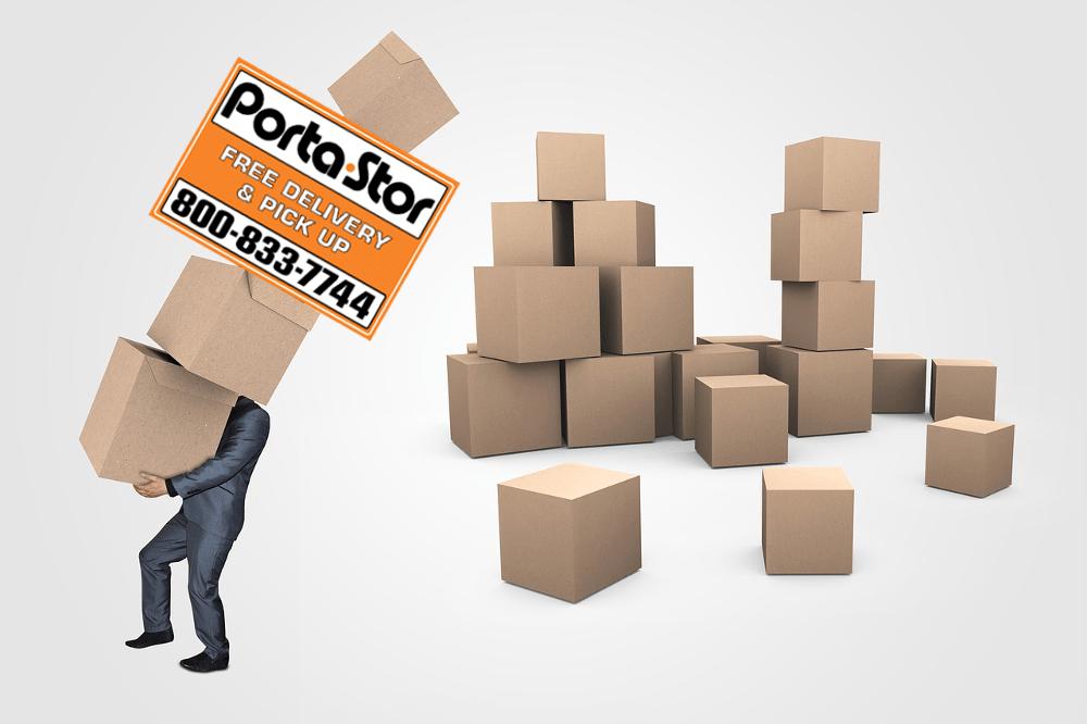 storage unit mistakes