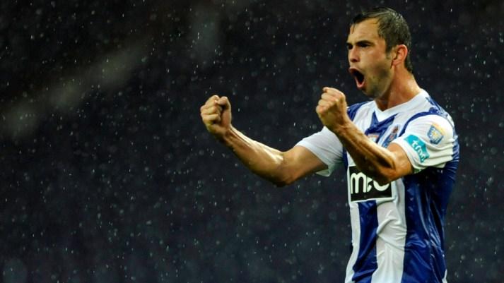FC Porto's belgian midfielder Steven Def