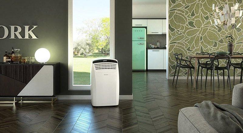 Dolceclima Silent 10 portable air conditioner 10.000-12000 BTU/h