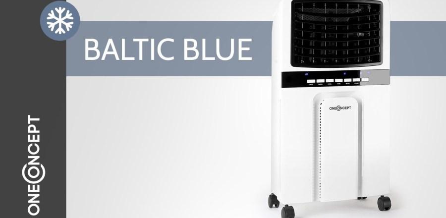 OneConcept Baltic Blue Air Cooler Review