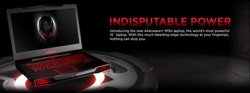 Alienware Area-51 M15x