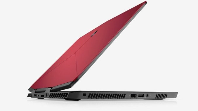 Portable gamer slim Alienware m15