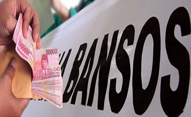 Bansos 300 ribu dihentikan