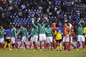 Seleccion Mexicana de Futbol