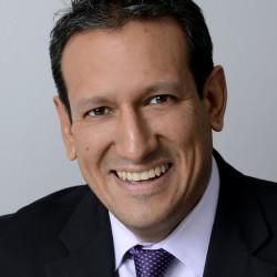 Pedro Huerta close up