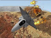 séquence nostalgie: rien ne vole mieux qu'un F22 virtuel