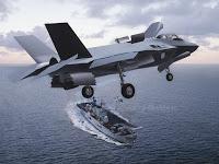 Royaume unis et F35B : un choix contestable sur sa forme