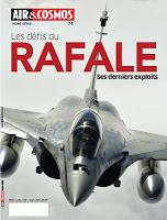 La lecture du jour: Hors série Air&Cosmos sur le Rafale
