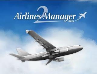 Un jeu de gestion pour les fanas d'aviation : Airlines Manager 2