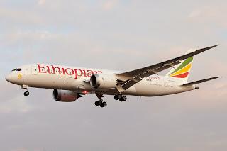 Le Boeing 787 endommagé par le feu à Londres revole à nouveau !