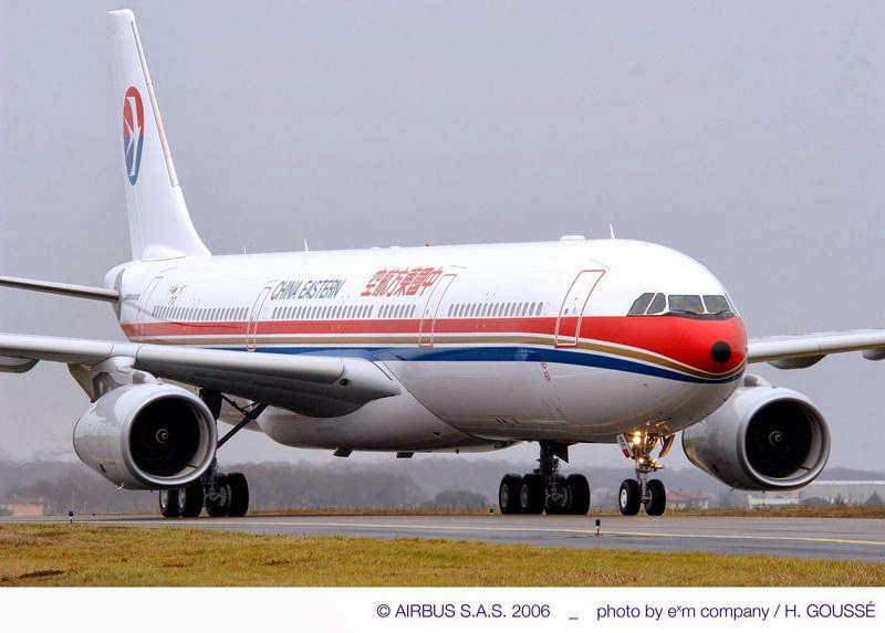 Airbus vise la chine :A330 version Regional et chaine d'assemblage délocalisée