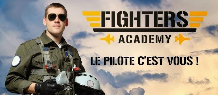 Fighter Academy: pilotez un F-16 au coeur de Lyon (ou presque)