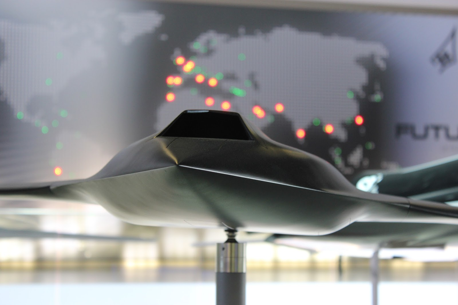 Drone de combat FCAS : signatures de contrats le 5 novembre