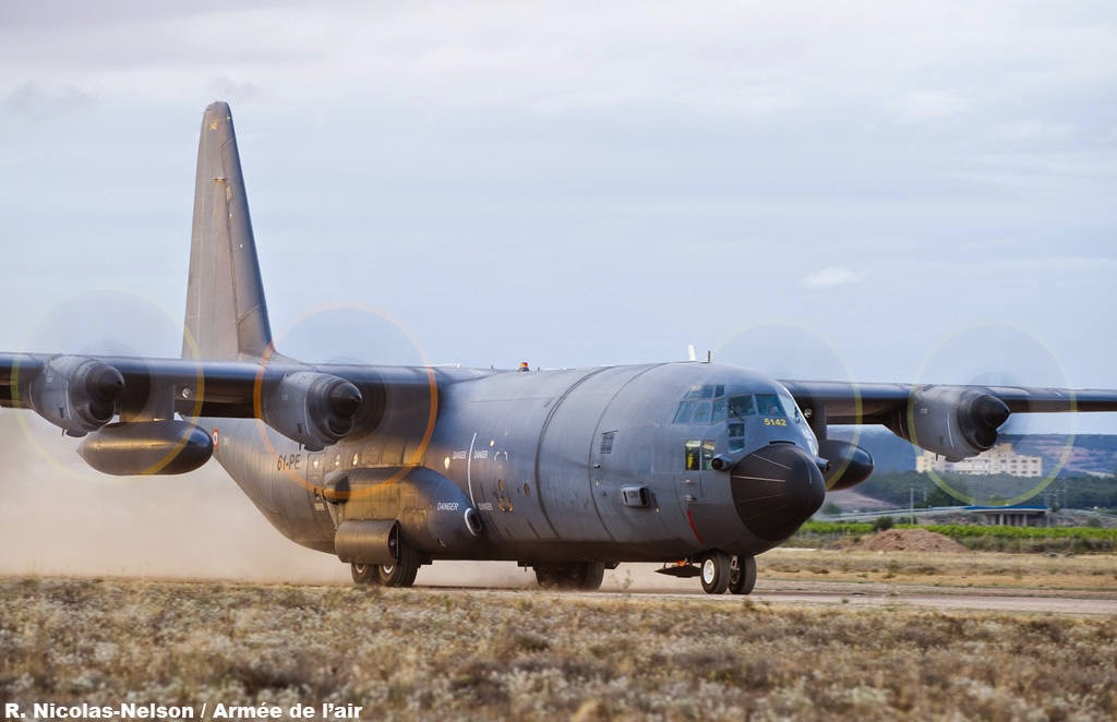 La rénovation des Hercules de l'Armée de l'Air est (enfin !) lancée