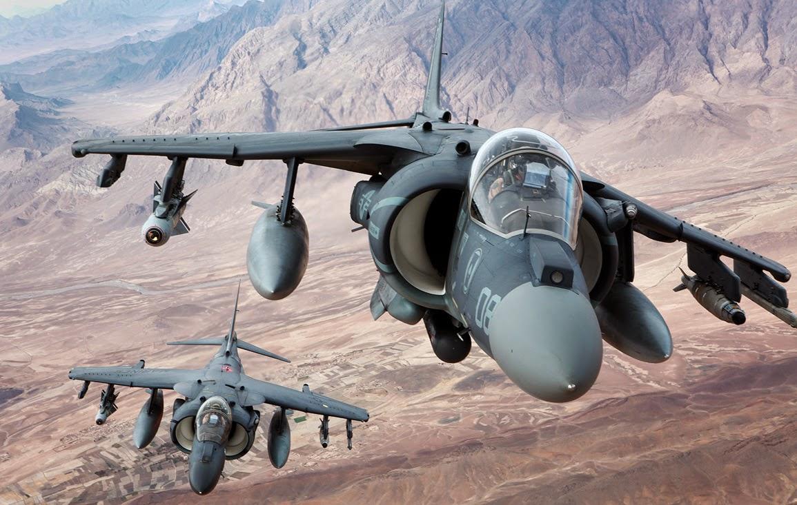 Cauchemar en Afghanistan : Un pilote de Harrier témoigne