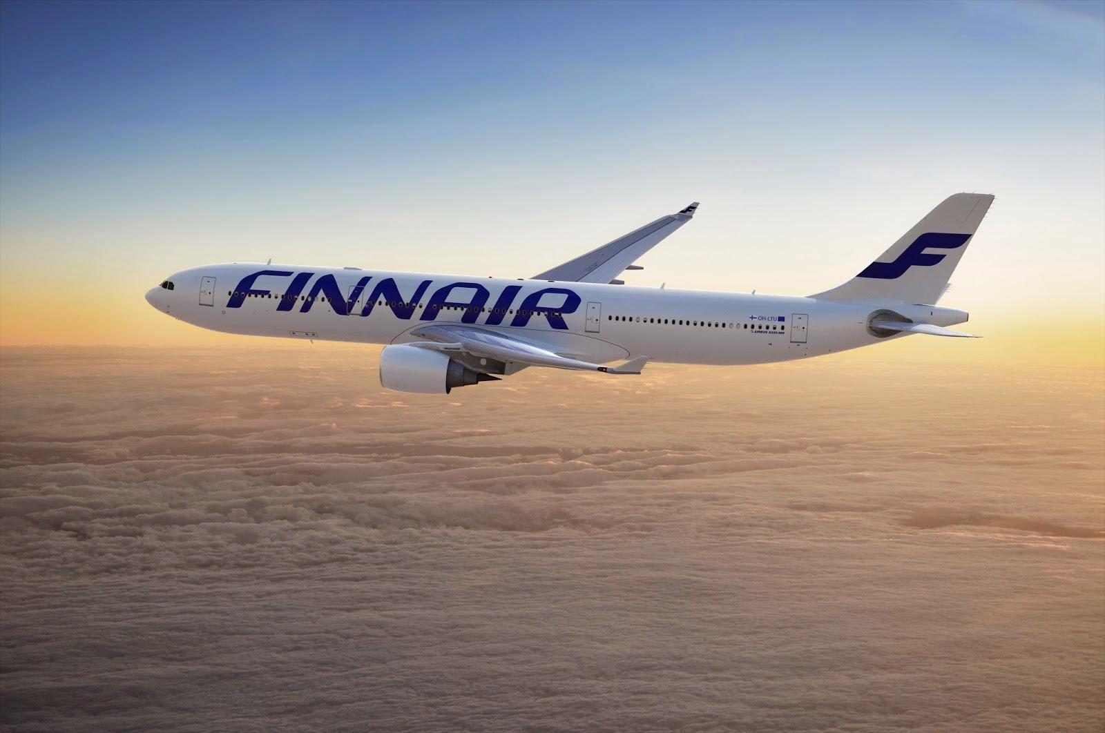 Achetez aux enchères votre place en Business avec Finnair
