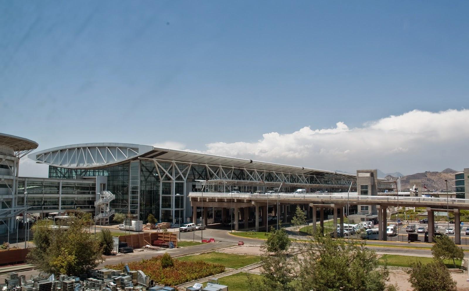 Aéroports de Paris co-gestionnaire de l'aéroport de Santiago du Chili