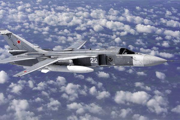 Les Sukhoi 24 suspendus de vol