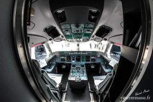 Cockpit SSJ100