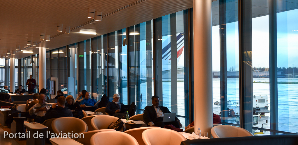 Lounge 2M Air France