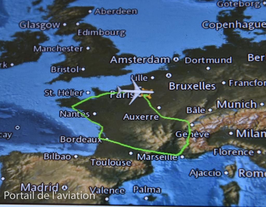 Notre boucle autour de la France est presque terminé, chacun revient à sa place.