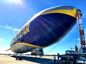 Wingfoot One, Crédit :Goodyear