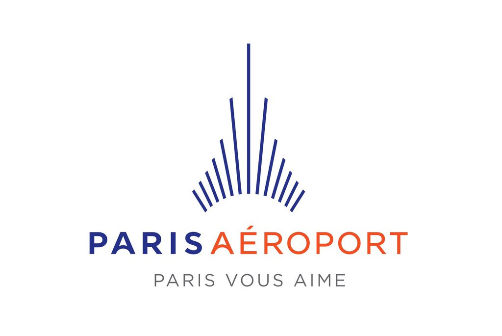 Le logo Paris Aéroport