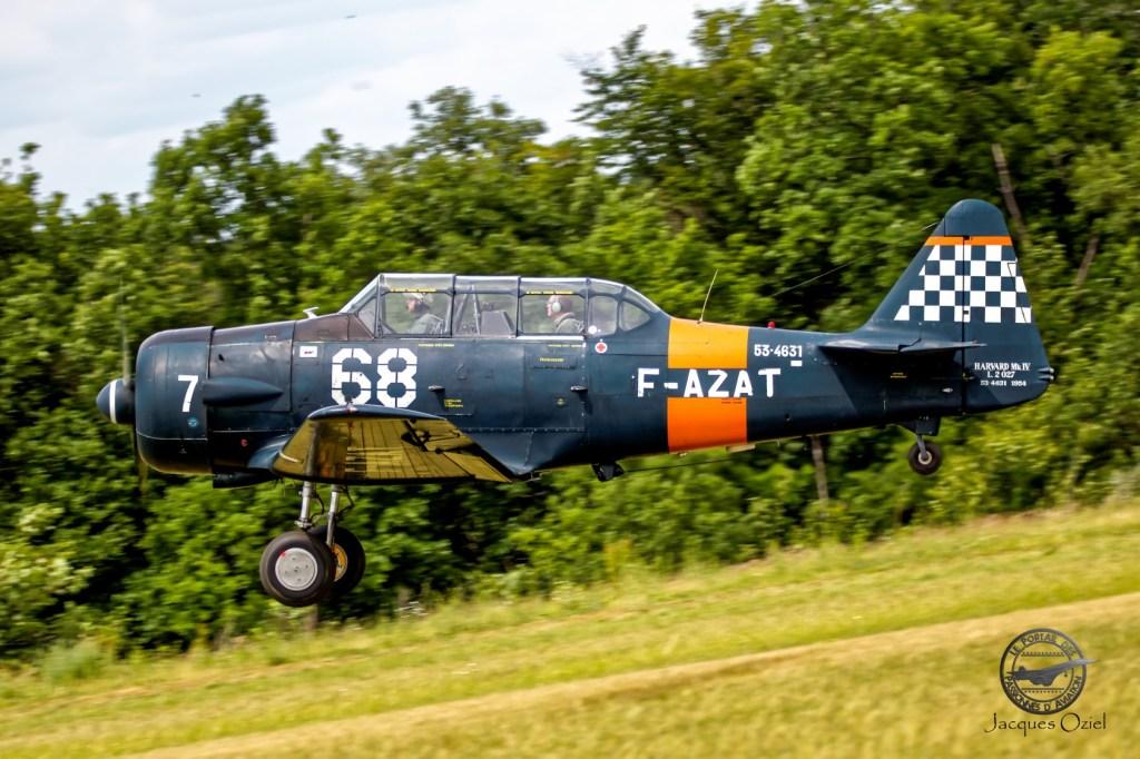 Harvard Mk IV
