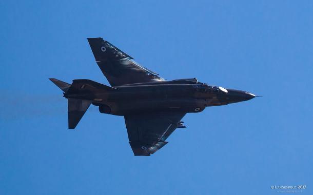 Larissa, les adieux au RF-4E et au 348e Escadron de Reconnaissance Tactique