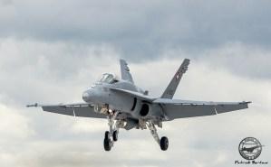 McDonnell-Douglas F-18 Hornet - Forces aériennes suisses