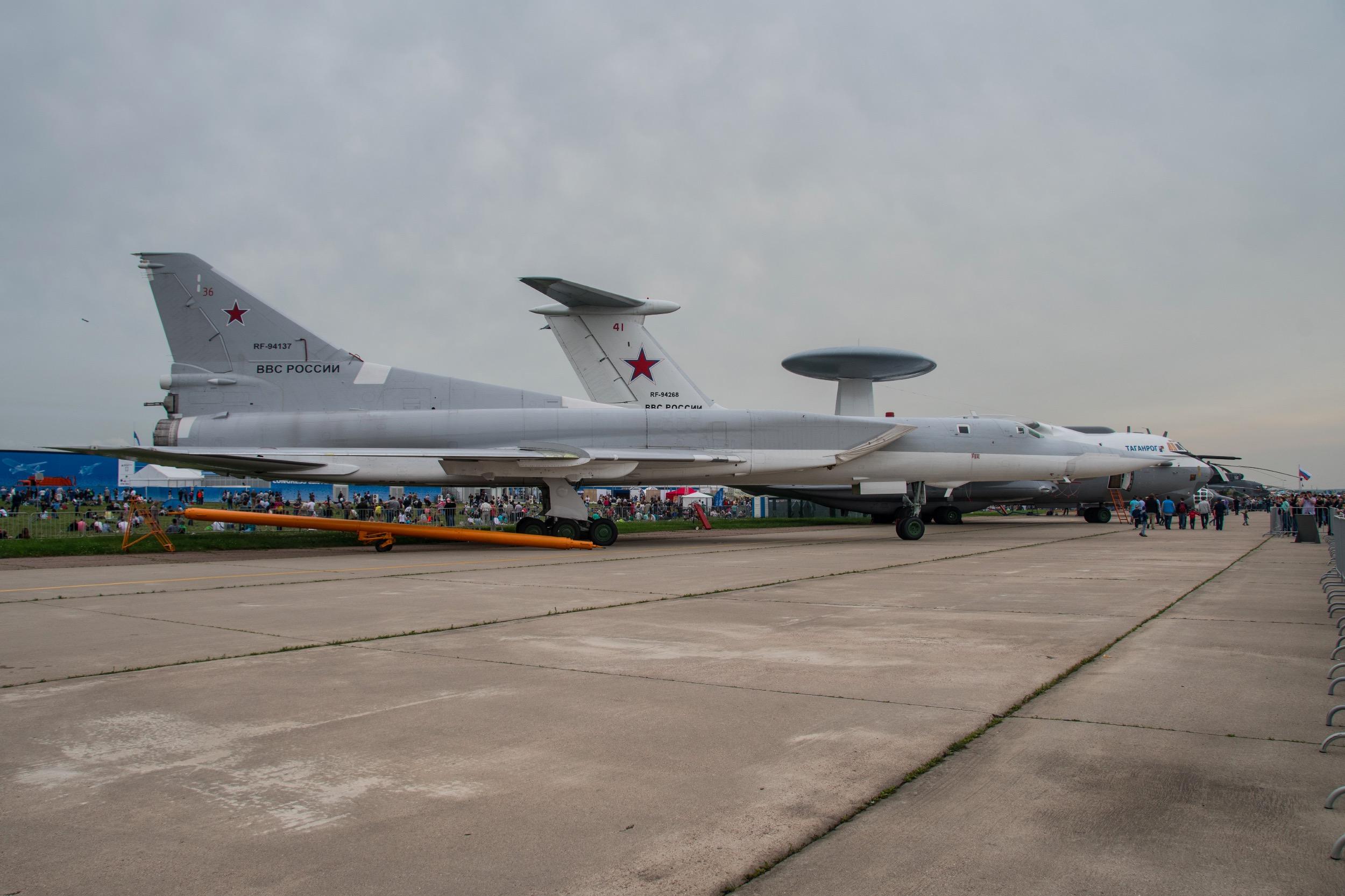"Tupolev Tu-22M3 ""Backfire C"""