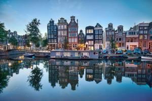 Visiter Amsterdam en automne ou en hiver