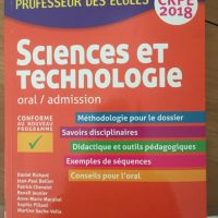 Crpe sciences et technologie