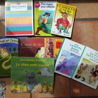 Lot livres divers contes