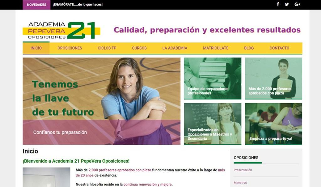 Academia 21 Oposiciones