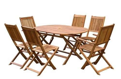 Praktické tipy pro výběr zahradního nábytku