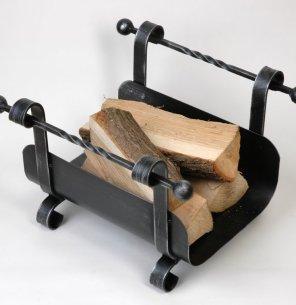 koš na dřevo