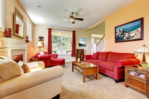 Čím vylepšit váš obývací pokoj?
