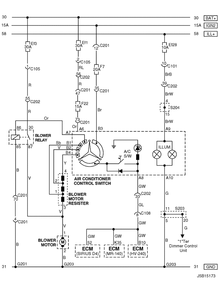 J5B15173 suzuki na12s wiring diagram suzuki schematics and wiring diagrams  at fashall.co