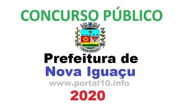 concurso de nova iguaçu