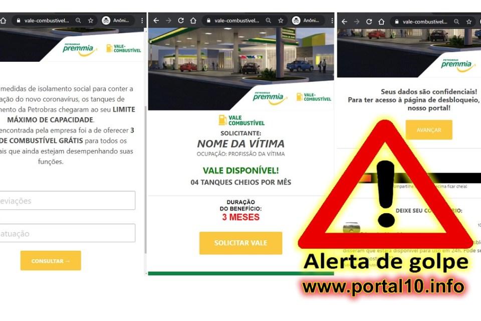 A Petrobras vai doar vale combustível aos trabalhadores?